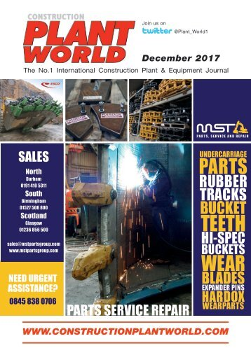 Construction Plant World Dec 2017