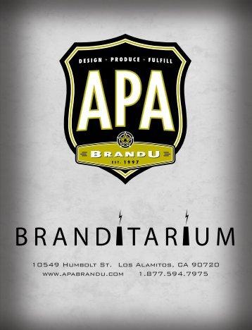 APA Catalog
