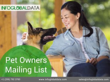 Pet Owners Database