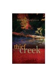 Thief Creek