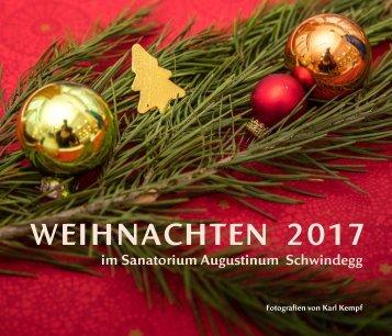 Weihnachtsfeier 2017 Augustinum Schwindegg 140dpi