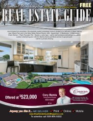 Central Washington Real Estate Guide Magazine  Jan 18