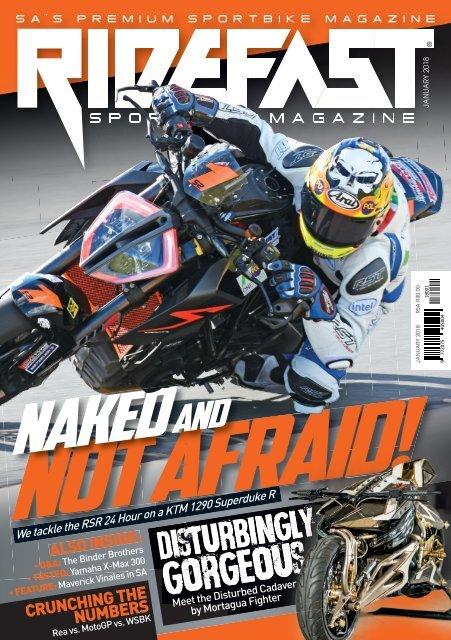 RideFast Magazine January 2018