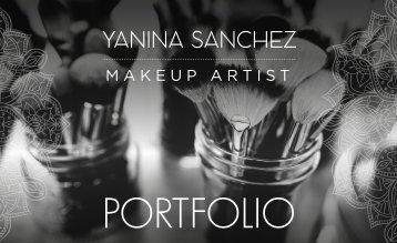 Yanina Sanchez MakeUp Artist novias