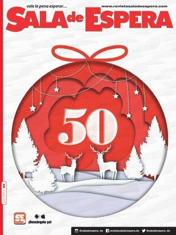 Revista Sala de Espera RD. Nro. 50