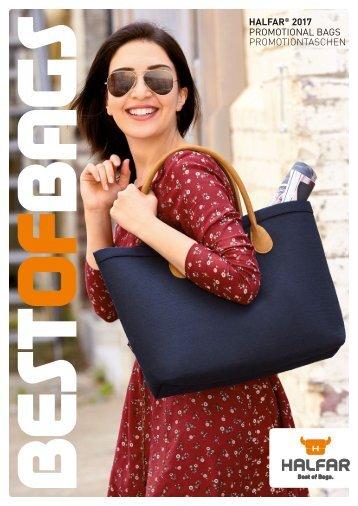 HALFAR Promotiontaschen 2017