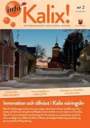 Info Kalix! NR 2 2017.