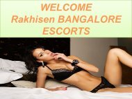 Fresh your mood with Bangalore escorts 8123770473
