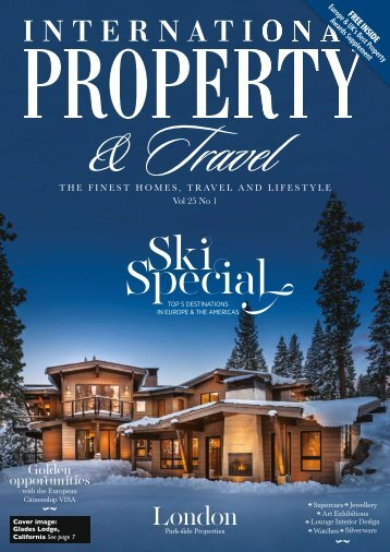 International Property & Travel Volume 25 Number 1