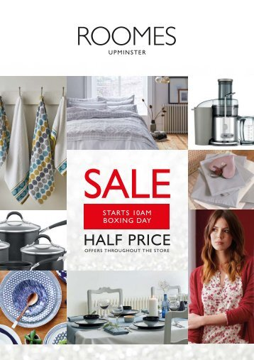 Roomes Winter Sale 2017
