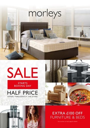 Morleys Winter Sale 2017