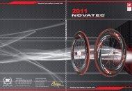 X-RACE - Cjam-Ckt-Novatec