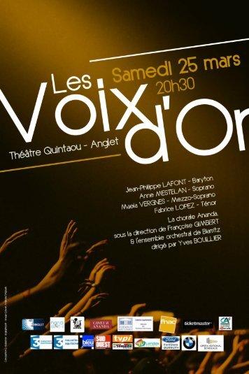 VOIXDOR-programme