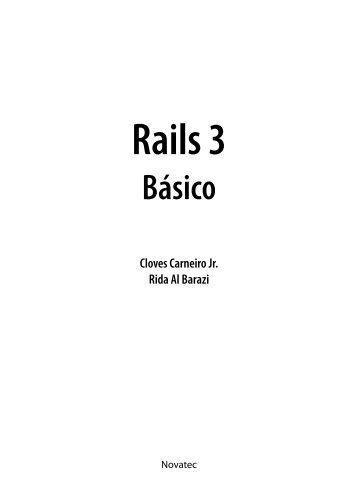 Rails 3 - Novatec