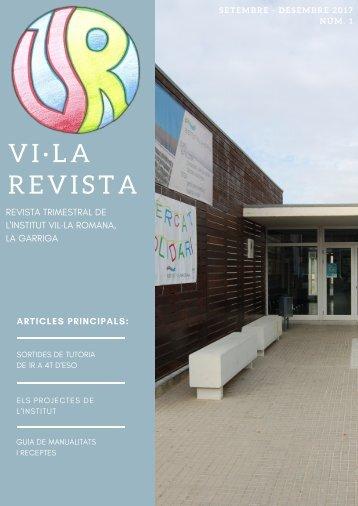 Vil·la Revista nº1