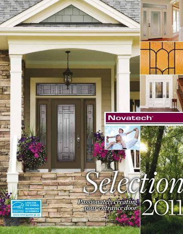 Passionately creating your entrance door - Vinyl Pro Windows ...