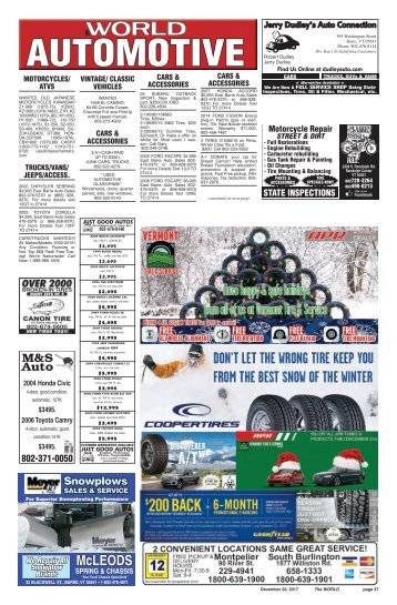World Automotive & Sports 12-20-17