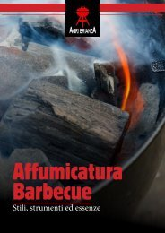 Affumicatura Barbecue