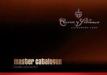 Master Catalogue 2017 NOV