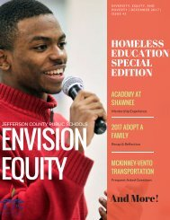2017 Homeless Education Special Edition
