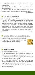Gemeindebrief 01-2018 - Page 6