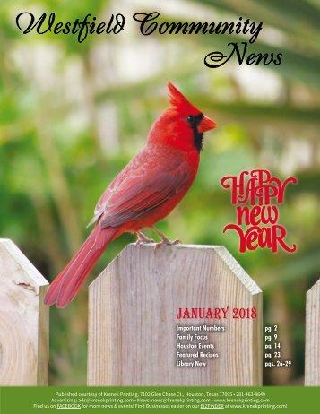Westfield Community January 2018