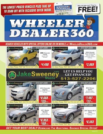 Wheeler Dealer 360 Issue 51, 2017