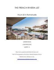 Villa 55 - Ramatuelle