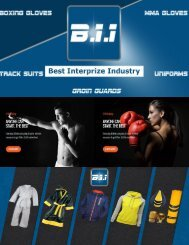 Best Interprize Industry - Sports Equipment Wholesale - MMA Gloves