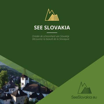 brochure SeeSlovakia end FR