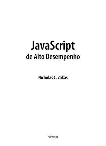 Posicionamento do script - Novatec