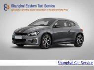 Shanghai Car Service