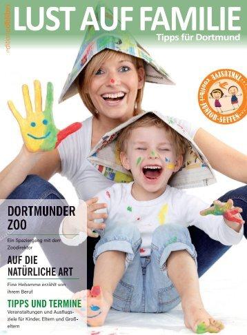 Lust auf Familie - Tipps für Dortmund Nr. 2
