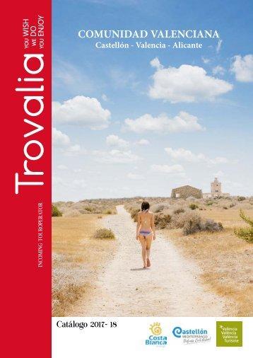 Catálogo Trovalia  2017-18