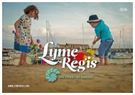 Lyme Regis - The Pearl Of Dorset - 2018