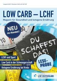LCHF Magazin 04-2017_Leseprobe