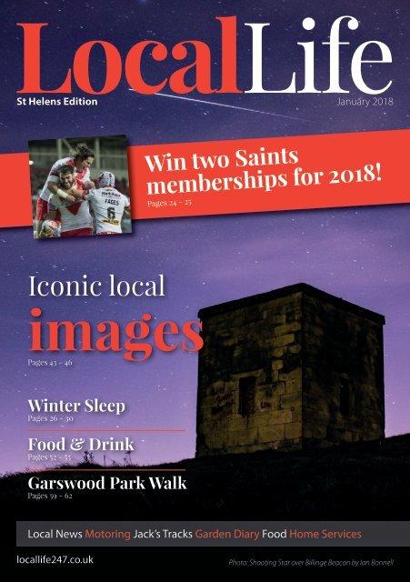 Local Life - St Helens - January 2018