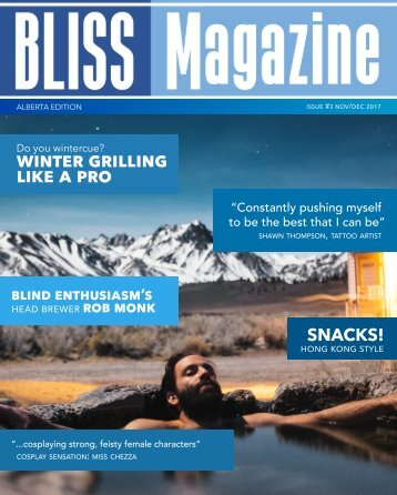 BLISS - Issue 3 - December 2017 - AB