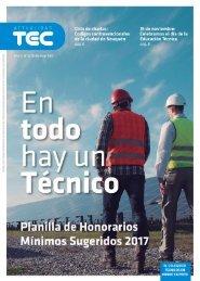 Revista Actualidad TEC  |  Diciembre 2017
