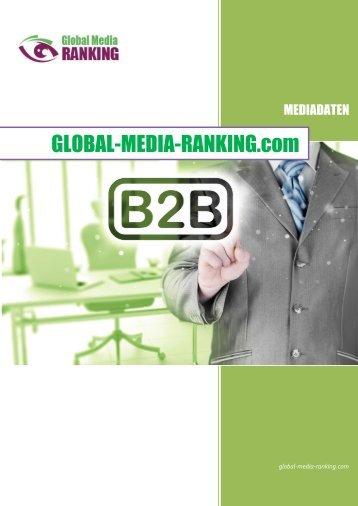 Datenblatt FIRMENEINTRAG - Global Media - 2018