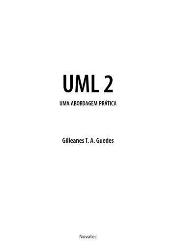 UML 2 uma abordagem prática Gilleanes TA Guedes - Novatec
