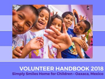 Mexico Volunteer Handbook 2018.compressed