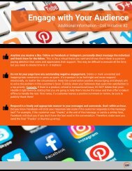 Engage with Your Audience_Continued