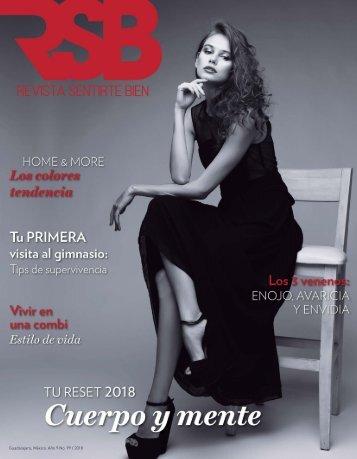 Revista Sentirte Bien Edicion 99 Enero