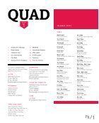 Quad Issue 1 APR 2015 - Page 3