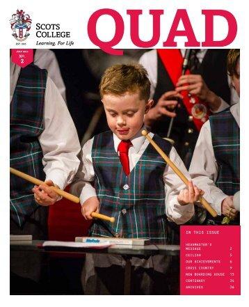 Quad Issue 2 AUG 2015