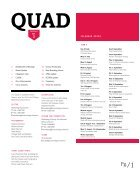 Quad Issue 2 AUG 2015 - Page 3