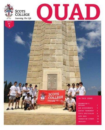Quad Issue 3 OCT 2015