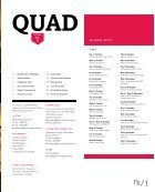 Quad Issue 3 OCT 2015 - Page 3