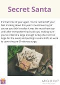 The Perfect Secret Santa Gifts - Page 3